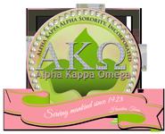 Alpha Kappa Omega Chapter   Alpha Kappa Alpha Sorority, Inc Logo